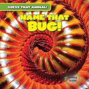 Bog, hardback Name That Bug! af Demi Jackson