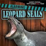 Alarming Leopard Seals af Eleanor Snyder