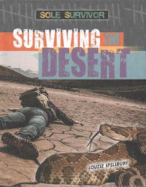 Bog, ukendt format Surviving the Desert af Robyn Hardyman