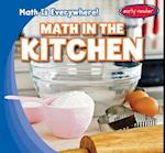 Math in the Kitchen (Math is Everywhere)