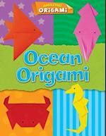 Ocean Origami (Amazing Origami, nr. 4)