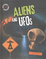 Aliens and UFOs (Mystery Hunters)