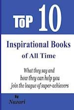 Top 10 Inspirational Books of All Time af Reza Nazari