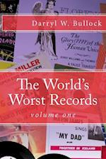 The World's Worst Records af Darryl W. Bullock