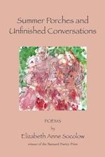 Summer Porches and Unfinished Conversations af Elizabeth Anne Socolow