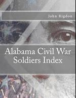 Alabama Civil War Soldiers Index