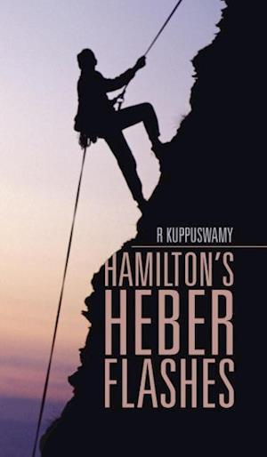 Bog, hardback Hamilton's Heber Flashes af R Kuppuswamy