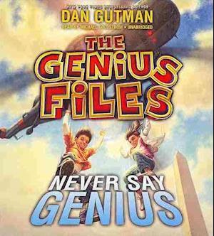 Lydbog, CD Never Say Genius af Dan Gutman