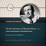 New Adventures of Sherlock Holmes, Vol. 1 af Hollywood 360