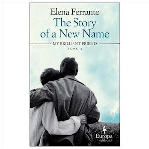 Lydbog CD The Story of a New Name af Elena Ferrante