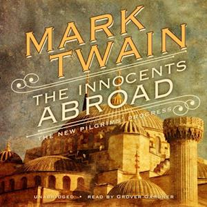 Innocents Abroad af Mark Twain