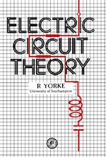 Electric Circuit Theory af R. Yorke