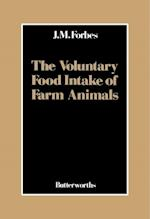 Voluntary Food Intake of Farm Animals af J. M. Forbes