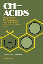 CH-Acids