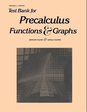 Test Bank for Precalculus af Bernard Kolman