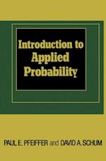 Introduction to Applied Probability af David A. Schum