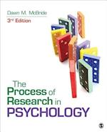The Process of Research in Psychology af Dawn M. Mcbride