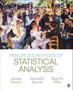 Principles & Methods of Statistical Analysis