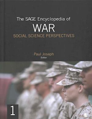 Bog, hardback The SAGE Encyclopedia of War: Social Science Perspectives af Paul I. Joseph