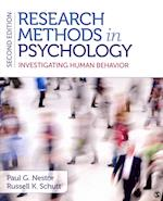 Research Methods in Psychology [With An Easyguide to APA Style, 2e] af Russell K. Schutt, Paul G. Nestor
