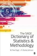 SAGE Dictionary of Statistics & Methodology af R. Burke Johnson, W. Paul Vogt