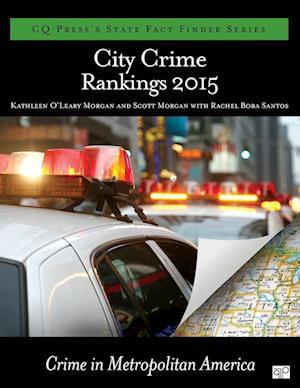 City Crime Rankings 2015