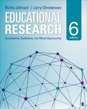 Bog, hardback Educational Research af R. Burke Johnson