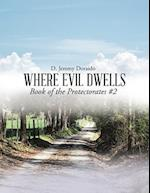 Where Evil Dwells: Book of the Protectorates #2