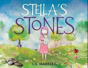 Bog, paperback Stella's Stones af Lissa Markley