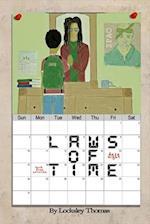 Laws of Time af Locksley Thomas