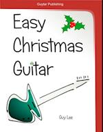 Easy Christmas Guitar af Guy Lee