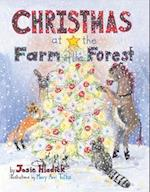 Christmas at the Farm in the Forest