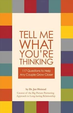 Bog, paperback Tell Me What You're Thinking af JAN HOISTAD