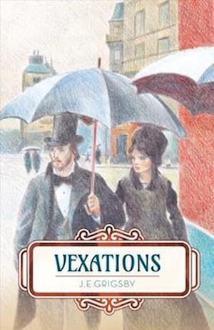 Bog, paperback Vexations af J. E. Grigsby