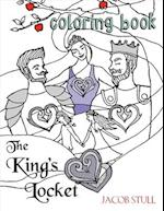 The King's Locket Coloring Book af Jacob Stull