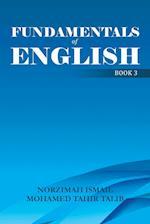 Fundamentals of English: Book 3