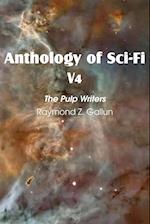 Anthology of Sci-Fi V4, the Pulp Writers - Raymond Z. Gallun af Raymond Z. Gallun