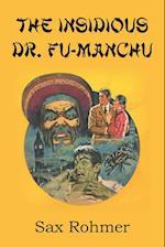 The Insidious Dr. Fu Manchu af Sax Rohmer