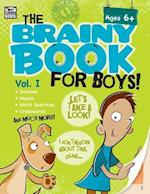 Brainy Book for Boys, Volume 1, Ages 6 - 11 (Brainy Book)