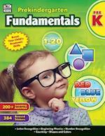 Prekindergarten Fundamentals af Thinking Kids