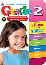 Complete Book of Grade 2 af Thinking Kids