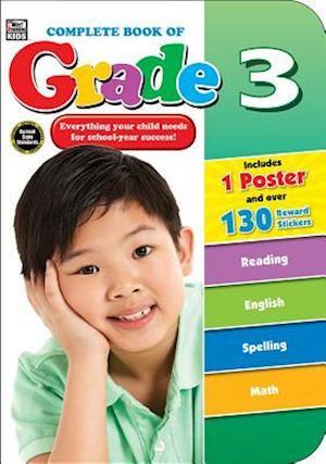 Bog, paperback Complete Book of Grade 3 af Thinking Kids