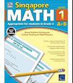 Singapore Math, Grade 2 af Thinking Kids
