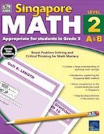 Singapore Math, Grade 3 af Thinking Kids