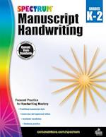 Spectrum Manuscript Handwriting, Grades K - 2 (Spectrum)