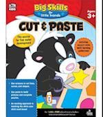 Cut & Paste, Ages 3+ (Big Skills for Little Hands)
