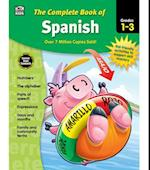 Complete Book of Spanish, Grades 1 - 3 (Complete Book of…)