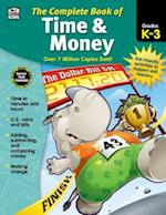 The Complete Book of Time & Money, Grades K - 3 (Complete Book of…)