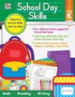 School Day Skills, Grade Pre K