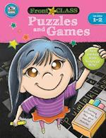 Puzzles and Games, Grades 1 - 2 (Front of the Class)